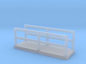 N Scale Walkway 20mm in Smooth Fine Detail Plastic