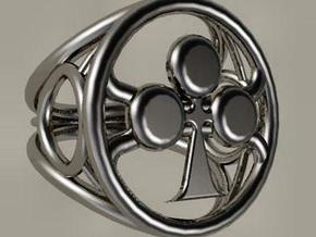 Size 25 0 mm LFC Clubs in Stainless Steel