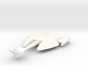 2500 D10f Riskadh in White Processed Versatile Plastic