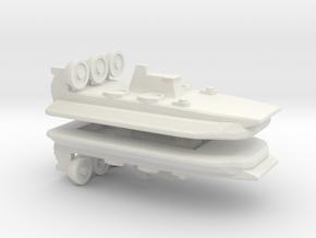 Zubr-Class LCAC x 2, 1/2400 in White Natural Versatile Plastic