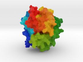 Haloalkane Dehalogenase in Full Color Sandstone