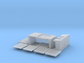 H0 1:87 Trafostation / Kompaktstation in Smooth Fine Detail Plastic