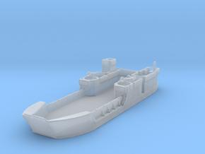 Landing Craft Tank LCT MK  6 1/600  in Smooth Fine Detail Plastic