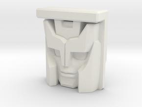 Mixmaster (Titans Return) in White Natural Versatile Plastic