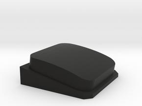 SquonkModX V2.0 Fire Button Only in Black Premium Versatile Plastic