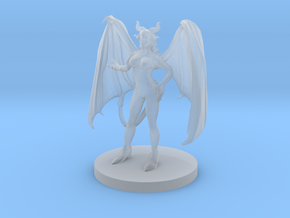 Succubus 2 in Smooth Fine Detail Plastic