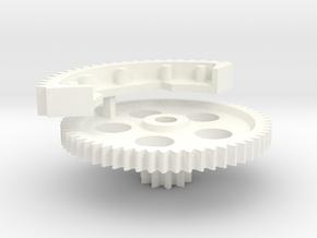 throttle body repair kit Siemens VDO Diesel in White Processed Versatile Plastic