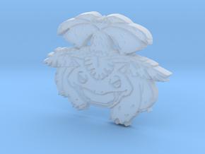 Venusaur in Smooth Fine Detail Plastic