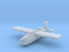 (1:285) Messerschmitt Me P.1104 in Smooth Fine Detail Plastic