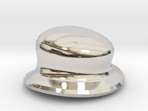 Eggcessories! Small Hat in Platinum