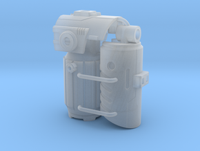 Fusion Cannon Mk.V in Smooth Fine Detail Plastic