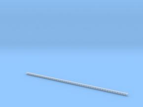 HO Wodonga Station Corbel Strip - 269mm long in Smooth Fine Detail Plastic