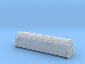 Swedish SJ electric locomotive type Dk2 - N-scale in Smooth Fine Detail Plastic