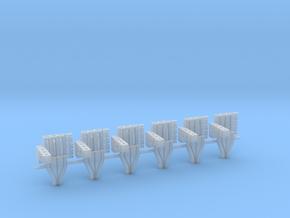 microdrive design 8 - 3 channel sprued stoelzel in Smooth Fine Detail Plastic