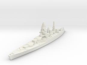 Dunkerque Class (France) in White Premium Versatile Plastic