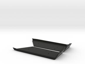 Vanquish Ripper - Sliders in Black Natural Versatile Plastic