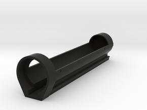 UBR Adapter in Black Natural Versatile Plastic