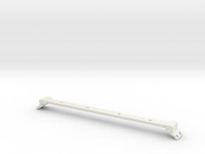 Traxxas TRX-4 Bronco Body Light Bar 4 Light in White Natural Versatile Plastic: 1:10