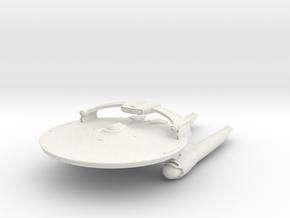 Parkrer Class V  HvyCruiser in White Natural Versatile Plastic