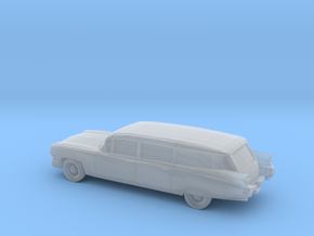 1/200 1959 Cadillac Station Wagon in Smooth Fine Detail Plastic