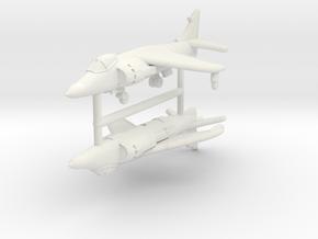 1/144 Harrier FA.2 (x2) in White Natural Versatile Plastic