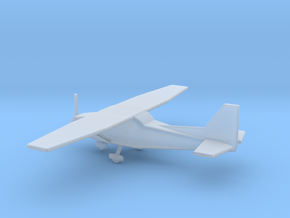 1/200 Scale Cessna 172 in Smooth Fine Detail Plastic
