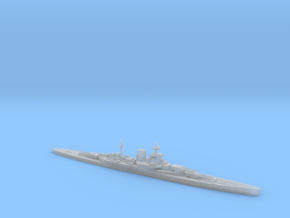 HMS Incomparable 1/3000 in Smooth Fine Detail Plastic
