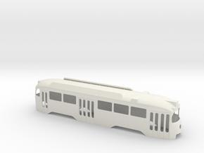 PCC 1200 (H0, N, Z) in White Natural Versatile Plastic: 1:45