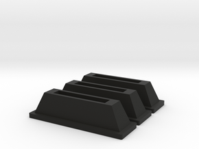 ESB Darth Vader Chest Box Coin slots in Black Natural Versatile Plastic