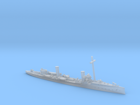 SMS Magnet 1/1250 (with mast) in Smooth Fine Detail Plastic