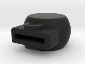 HFP-101018 Airscrew Control Lever Knob in Black Natural Versatile Plastic