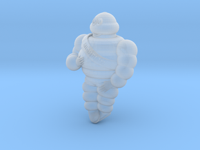 Michelin man 1/13.2 in Smooth Fine Detail Plastic