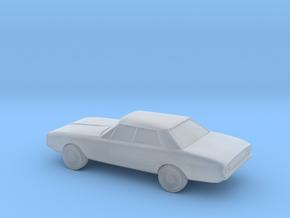 1/87 Chrysler Valiant VH 4 Door Sedan in Smooth Fine Detail Plastic