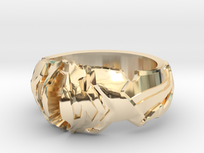 Angelic Ring in 14K Yellow Gold: 4 / 46.5