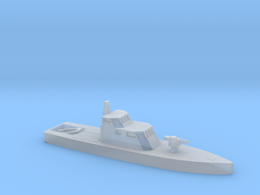 Mk V Patrol Boat Waterline in Smooth Fine Detail Plastic