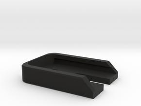 Deranged FPG/ATP baseplate in Black Strong & Flexible