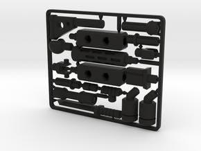 ReCon System DIY Firearm Kit in Black Premium Strong & Flexible