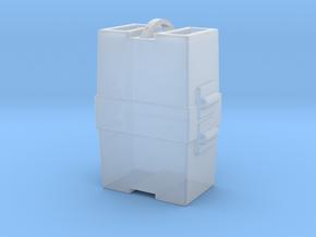 1:43 DEAGO FALCON YT1300 ANH CARGO BOX MODEL C in Smooth Fine Detail Plastic