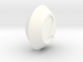 d2 - Improved in White Processed Versatile Plastic