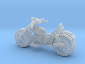 28mm Astrobike unarmed prototype in Smooth Fine Detail Plastic