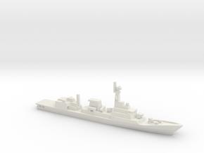 Zulfiquar-class frigate, 1/1250 in White Natural Versatile Plastic