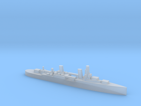 Portland Class Light Cruiser 1/2400 in Smooth Fine Detail Plastic