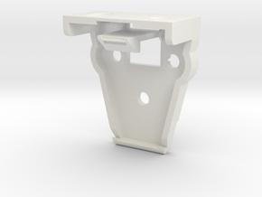Shade Bracket 304 Louverdrape Kirsch Levolor in White Premium Versatile Plastic