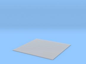1/61 Fan Tile in Smooth Fine Detail Plastic
