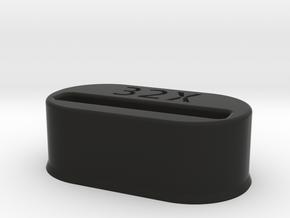 Sega 32X Stand in Black Natural Versatile Plastic