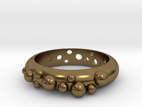 Defensive Wounds in Polished Bronze: 7 / 54