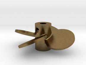 """1.25"""" - BBP 25º RH in Natural Bronze"""