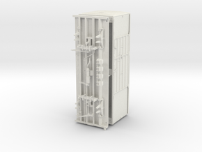 9mm /P34 Kp Complete in White Natural Versatile Plastic