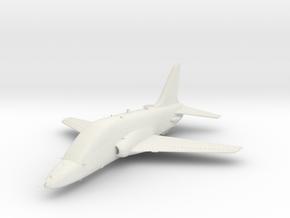 McDonnell Douglas T-45 Goshawk in White Natural Versatile Plastic