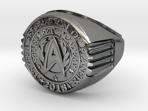 The Academy in Polished Silver: 13 / 69